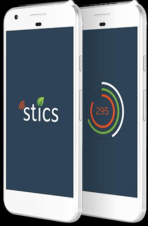 STICS asset control simple feature rich interface app